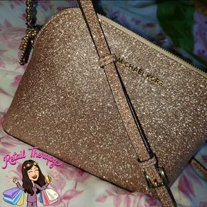 Mk michael kors cindy dome rose gold alex